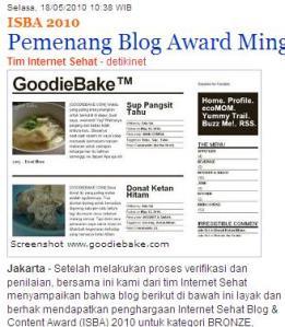 bronze winner