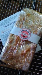 Freshly baked GF White Bread